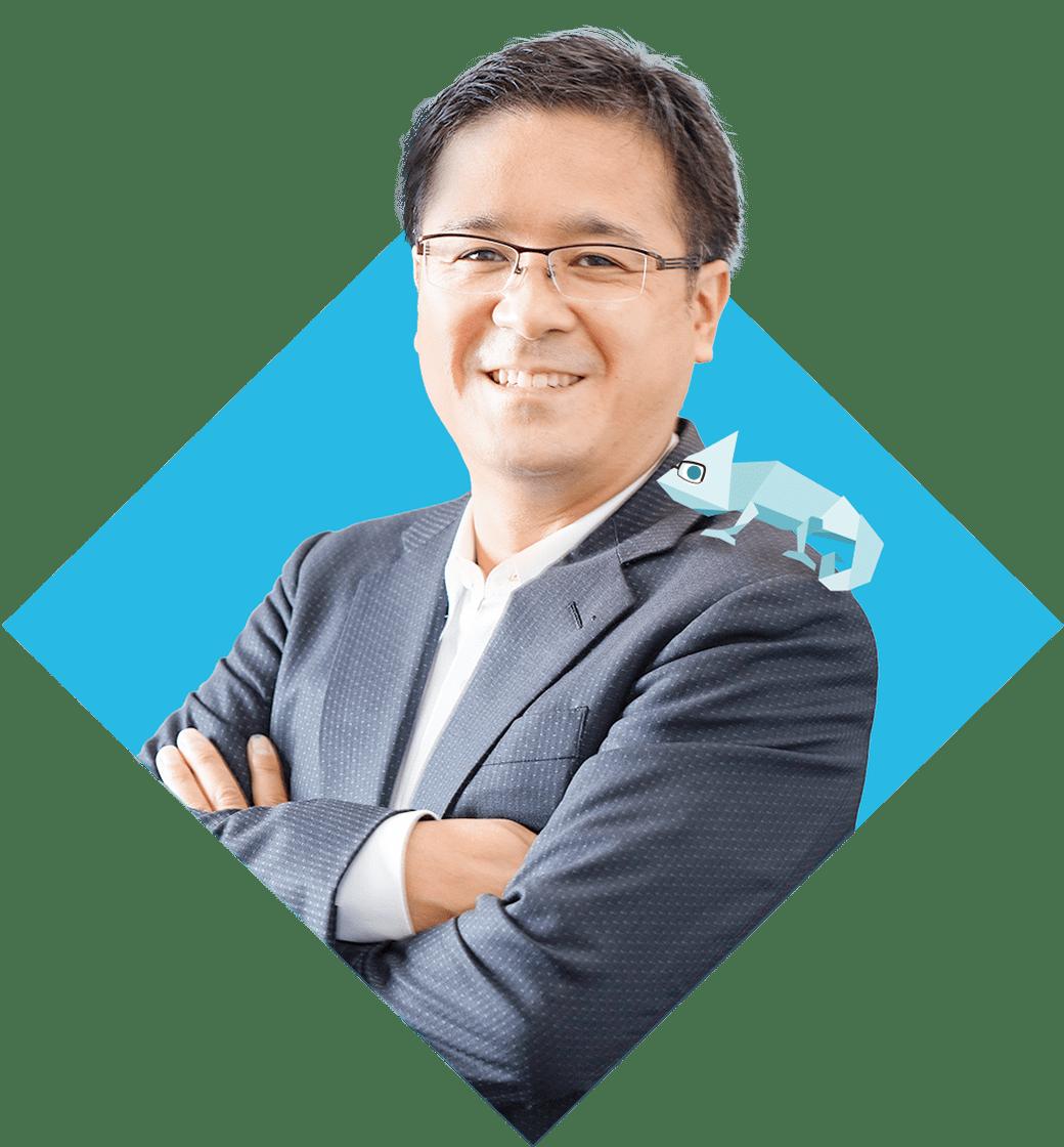 代表取締役社長  岡田祥司